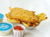 Spud fish and chips 9702 ne juanita dr kirkland order for Spuds fish and chips