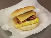 Big six deli grill 61 16 queens blvd woodside order delivery eggs and bacon sandwich sciox Image collections