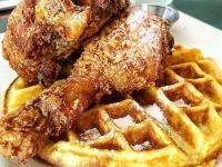 Elegant Chicken U0026 Waffles