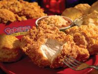 4 piece combo - Popeyes Louisiana Kitchen Spicy Chicken Breast