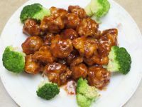 S7. General Tsou0027s Chicken Lunch Special