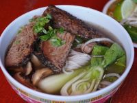smoked brisket pho - Lucys Vietnamese Kitchen