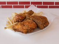 Crown Fried Chicken Halal Delivery - 217 Bethpage Rd Ste 25