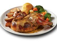 Popeyes mild chicken