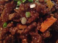 43a orange beef - North China Garden