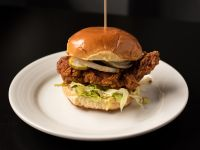og chicken sandwich - Crisp Kitchen
