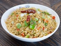 curry fried rice - Inchins Bamboo Garden