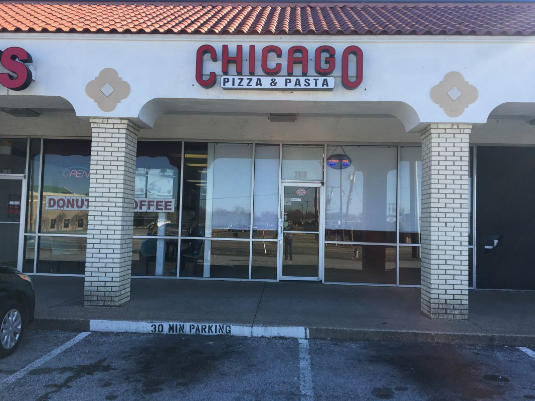 Chicago Pizza and Pasta - Irving, TX Restaurant | Menu + Delivery ...