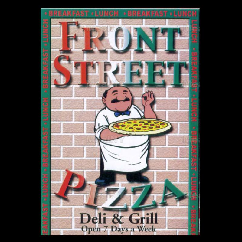 Front Street Pizza - Brooklyn, NY Restaurant