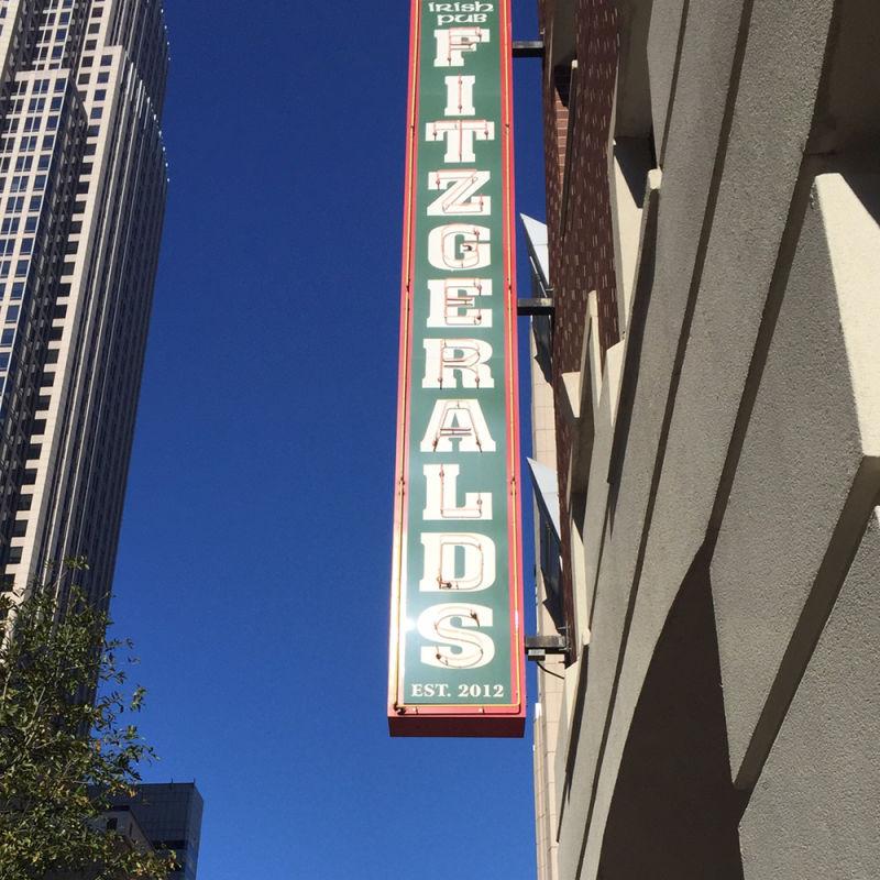 Fitzgeralds irish pub charlotte