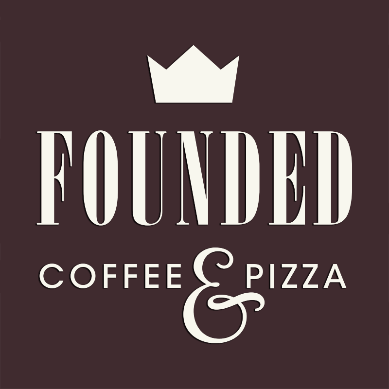 founded coffee and pizza philadelphia pa restaurant menu