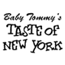Baby Tommys Taste of New York Menu