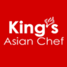 King's Asian Chef Menu