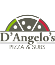 D' Angelo's Pizza & Subs (Formerly known as La Pizza Banca) Menu