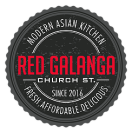 Red Galanga Modern Asian Menu