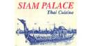 Siam Palace Menu