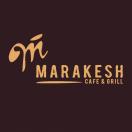 Marakesh Cafe & Grill Menu