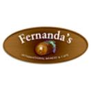 Fernanda's International Market & Cafe Menu