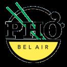 Pho Bel-Air Menu