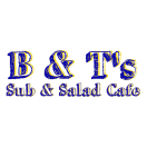 B & T's Subs & Salads Cafe Menu