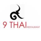 9 Thai Restaurant Menu