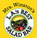 Mrs. Winston's - L.A.'s Best Salad & Juice Bar (Ocean Park) Menu
