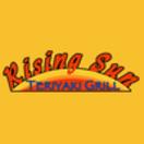 Rising Sun Teriyaki Grill Menu