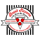 The Grand Ole Creamery & Grand Pizza Menu