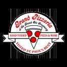 Grand Pizza Menu