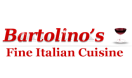 Bartolino's Menu