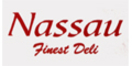 Nassau's Finest Deli Menu