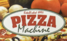 Pizza Machine Menu