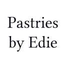 Pastries by Edie Menu