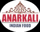 Anarkali Indian Food Menu
