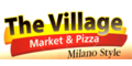 The Village Market and Pizza Menu