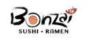 Bonzai Sushi and Ramen Menu