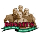 Rosati's Pizza Menu