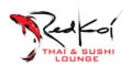 Red Koi Thai & Sushi Menu