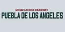 Puebla De Los Angeles Menu