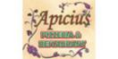 Apicius Pizzeria Menu