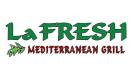 La Fresh Mediterranean Menu
