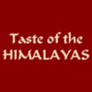 Taste Of The Himalayas Menu