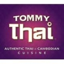 Tommy Thai Menu