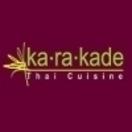 Karakade Thai Cuisine Menu