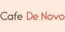 Cafe De Novo Menu