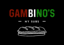 Gambino's New York Subs Menu