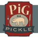 Pig In A Pickle Menu