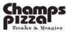 Champ's Pizza Menu
