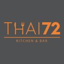 Thai 72 Menu