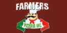 Farmers Pizza Menu